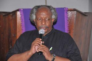 Rev. Prof. Dr. JOSEPH PARSALAW