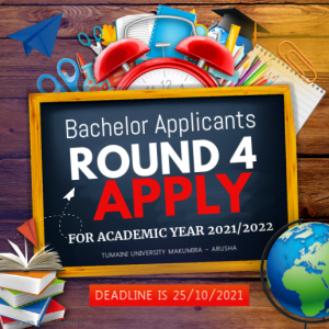 Bachelor Applicants Round 4 is open